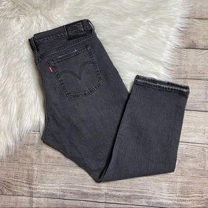 🛍Levi's High Waisted Wedgie Straight Jeans
